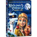 Królowa śniegu 3 Ogień i lód (Płyta DVD) (5906190325457)