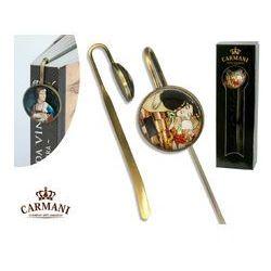 Zakładka do książki - G.Klimt - The Kiss - produkt z kategorii- Zakładki do książek