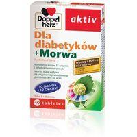 Doppelherz Aktiv dla diabetyków + Morwa (4009932578546)