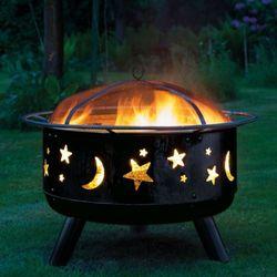 Grill w kształcie czary ognia czarny, Landmann