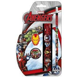 Derform, The Avengers, zestaw przyborów szkolnych - produkt z kategorii- Pozostałe artykuły szkolne i plastyczne