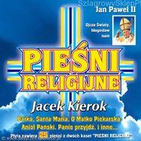 Pieśni religijne jacek kierok - cd marki Kierok jacek