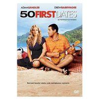 50 pierwszych randek (DVD) - Peter Segal (5903570108617)