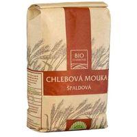 Mąka chlebowa orkiszowa typ 750 ( 5 opakowań ) (5x1kg) 5000g BIO
