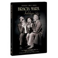 Bracia Marx. Kolekcja (DVD) - Różni