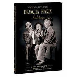 Bracia Marx. Kolekcja (DVD) - Różni z kategorii Pakiety filmowe
