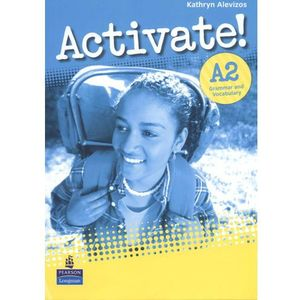 Activate! A2 Grammar and Vocabulary (9781408224212)