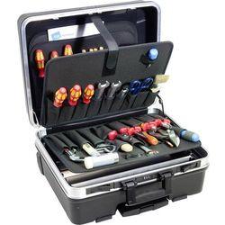 Walizka narzędziowa bez wyposażenia, uniwersalna B & W International go pockets 120.04/P (SxWxG) 515 x 440 x 255 mm