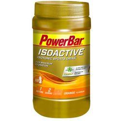 Koncentrat napoju izotonicznego Isoactive o smaku pomarańczowym 600g z kategorii Napoje energetyczne i izoton
