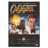 James Bond: 007 Człowiek ze złotym pistoletem (DVD) - Guy Hamilton (5903570132469)