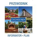 Przewodnik Ciechocinek Informator plan, Literat