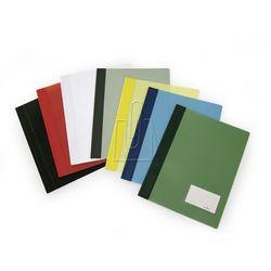 Skoroszyt Durable A4 z kolorową okładką czarny 25 szt. 2680-01