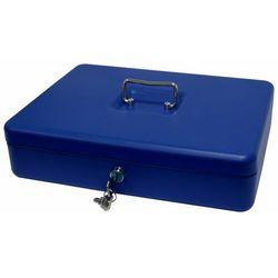 Metalplus Kasetka na pieniądze 2153/5as_blue, bardzo duża, niebieska
