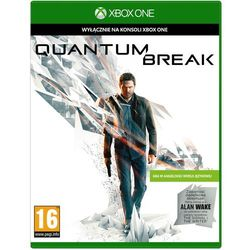 Quantum Break - gra Xbox One