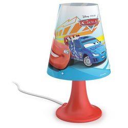Philips  71795/32/16 - lampa stołowa dla dzieci disney cars led/2,3w/230v, kategoria: oświetlenie dla dzieci