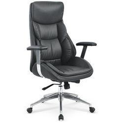 IMPERATOR fotel gabinetowy czarny, H_2010001154372