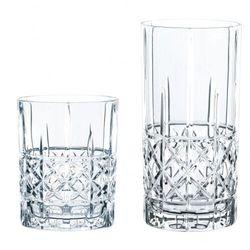 Spiegelau & nachtmann highland 12szt - zestaw szklanek kryształ, szklanki