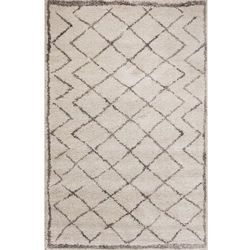 Dekoria Dywan Royal Cream/Light grey 160x230cm, 160 × 230 cm