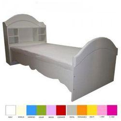 Łóżko z regałem 180x90 CLASIC