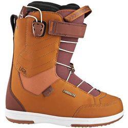 buty snowboardowe DEELUXE - RAY Lara CF brown (9220) rozmiar: 38.5 - produkt z kategorii- Buty do snowboardu