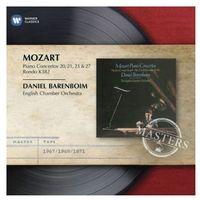 Popular Mozart: Piano Concertos - Daniel Barenboim (muzyka klasyczna)