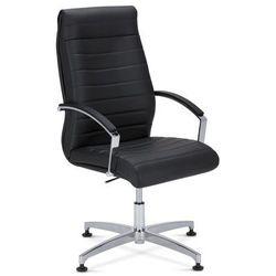 Fotel gabinetowy LYNX LB steel 48, Nowy Styl