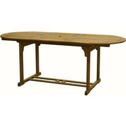 Stół ogrodowy FIELDMANN FDZN 4004 rozkładany 150-200 x 90 cm