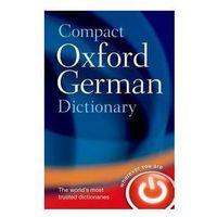 Compact Oxford German Dictionary - Wysyłka od 3,99 - porównuj ceny z wysyłką