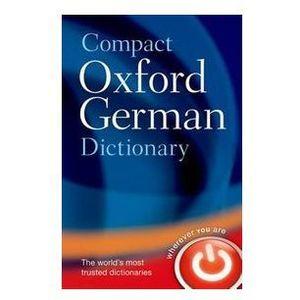 Compact Oxford German Dictionary - Wysyłka od 3,99 - porównuj ceny z wysyłką, Dictionaries Oxford