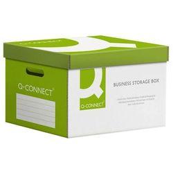 Pudło archiwizacyjne Q-CONNECT op.5 Power zbiorcze zielone (5705831158511)
