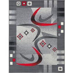 Dywan Cheap 4596A Dark Gray 250x300