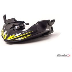 Spoiler silnika PUIG do Yamaha FZ6 N/S/S2 04-10 (czarny mat)