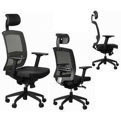 Sitplus fotel ergonomiczny ergon, wysuw siedziska promocja wiosenna!