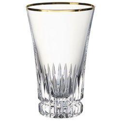 - grand royal gold szklanka wysoka marki Villeroy & boch