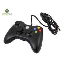 S.t.i. ltd. Pad/kontroler przewodowy (usb) do xbox360 i pc + wibracje itd., kategoria: gamepady