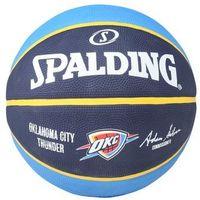 Spalding NBA TEAM OKLAHOMA CITY Piłka do koszykówki blau