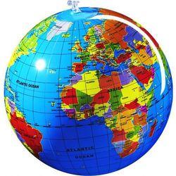 Brainstorm Mała piłka globus 30cm (5060122730150)
