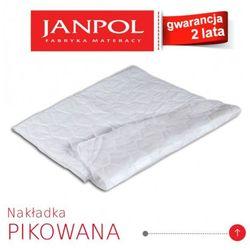 Nakładka PIKOWANA - JANPOL, Rozmiar - 120x200 cm - NEGOCJUJ CENY