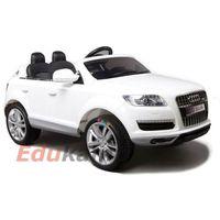 AUTO NA AKUMULATOR DWUOSOBOWE AUDI Q7 LICENCJA 2x45W Samochody na akumulator dla dzieci