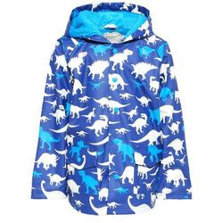 Hatley Kurtka przeciwdeszczowa dark blue/white z kategorii kurtki dla dzieci
