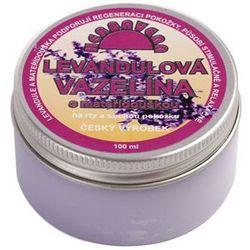 Herbavera Body wazelina lawendowa z macierzanką - produkt z kategorii- Wazelina i parafina
