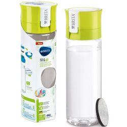 Butelka z filtrem  fill&go limonkowy marki Brita
