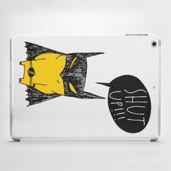 Etui na iPad Air: Batman shut up! - produkt z kategorii- Pokrowce i etui na tablety