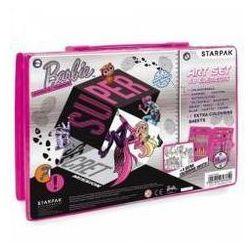 Zestaw artystyczny 68 elementów Barbie Tajne Agent - produkt z kategorii- maskotki interaktywne