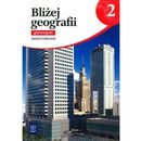 Bliżej geografii 2 Zeszyt ćwiczeń, część 2. Klasa 1-3 Gimnazjum Geografia - Praca zbiorowa (9788302155109)