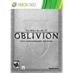 The Elder Scrolls 4 Oblivion 5th Anniversary Edition, wersja językowa gry: [angielska]