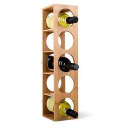 rack no.3 regal na wino z bambusa sztaplowanie marki Klarstein