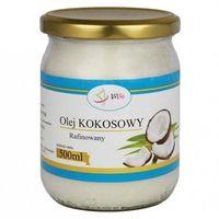 Olej KOKOSOWY rafinowany Bezzapachowy 500ml