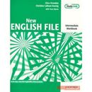 New English File Intermediate Workbook + płyta CD (80 str.)