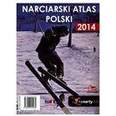 Narciarski atlas Polski 2014 - Dostawa zamówienia do jednej ze 170 księgarni Matras za DARMO, pozycja z kategorii Podróże i przewodniki